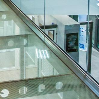 Escaliers & verrières